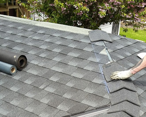 Gelinas Roofing Ltd. Roofing Project 1
